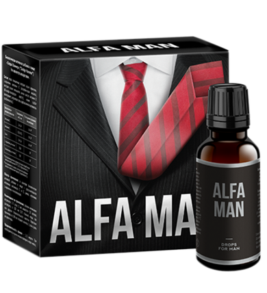 5. Alfa man - thần dược tăng cường sinh lực phái mạnh