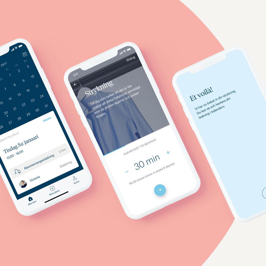 Hemfrid app