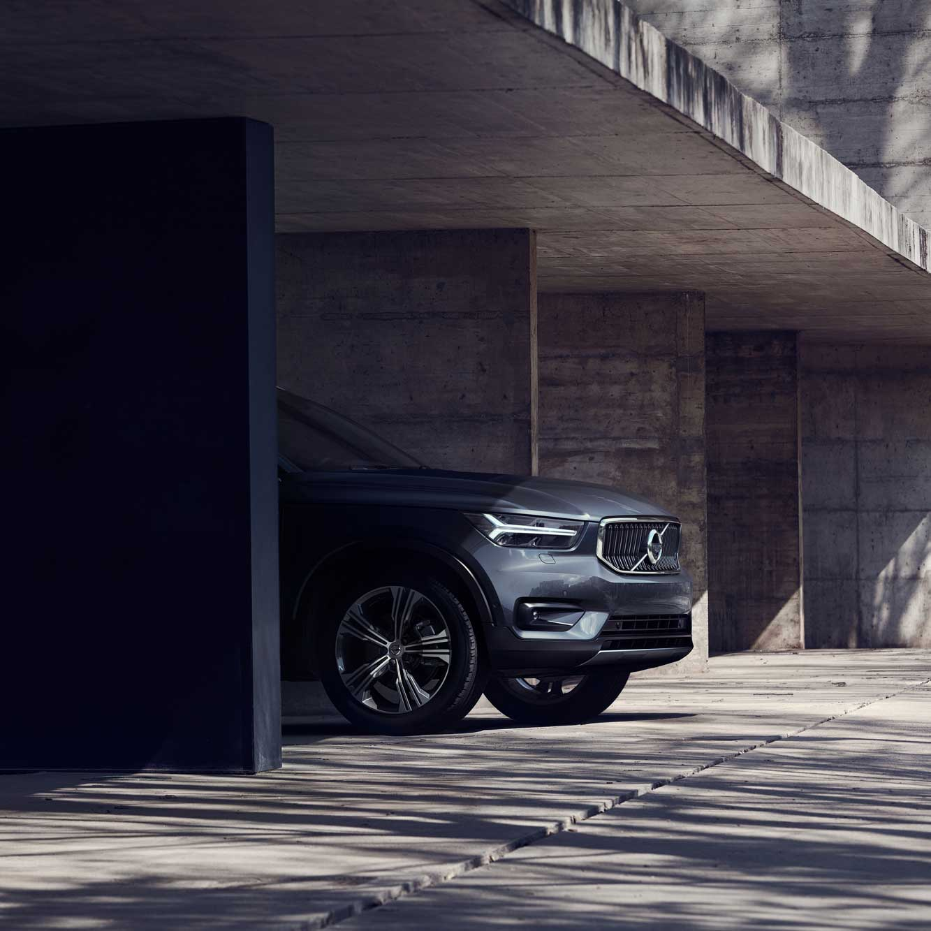 Volvo cars app