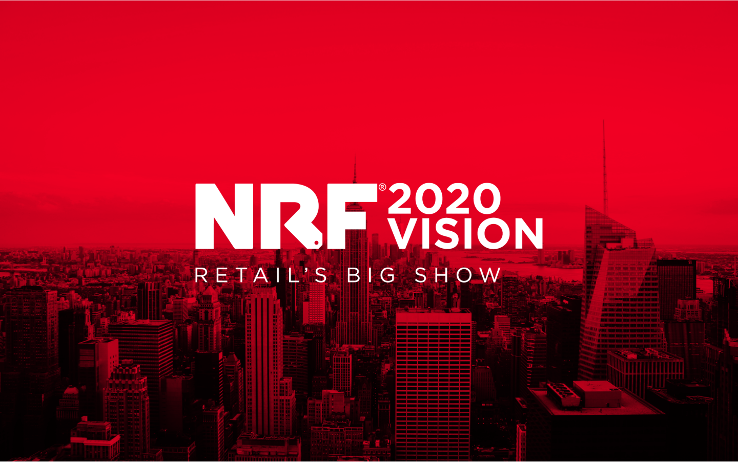 Highlights from NRF 2020 - The future of retail is insight