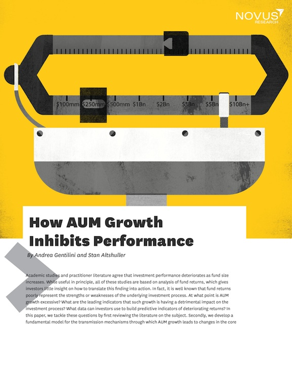 Research Image - How AUM Growth Inhibits Performance