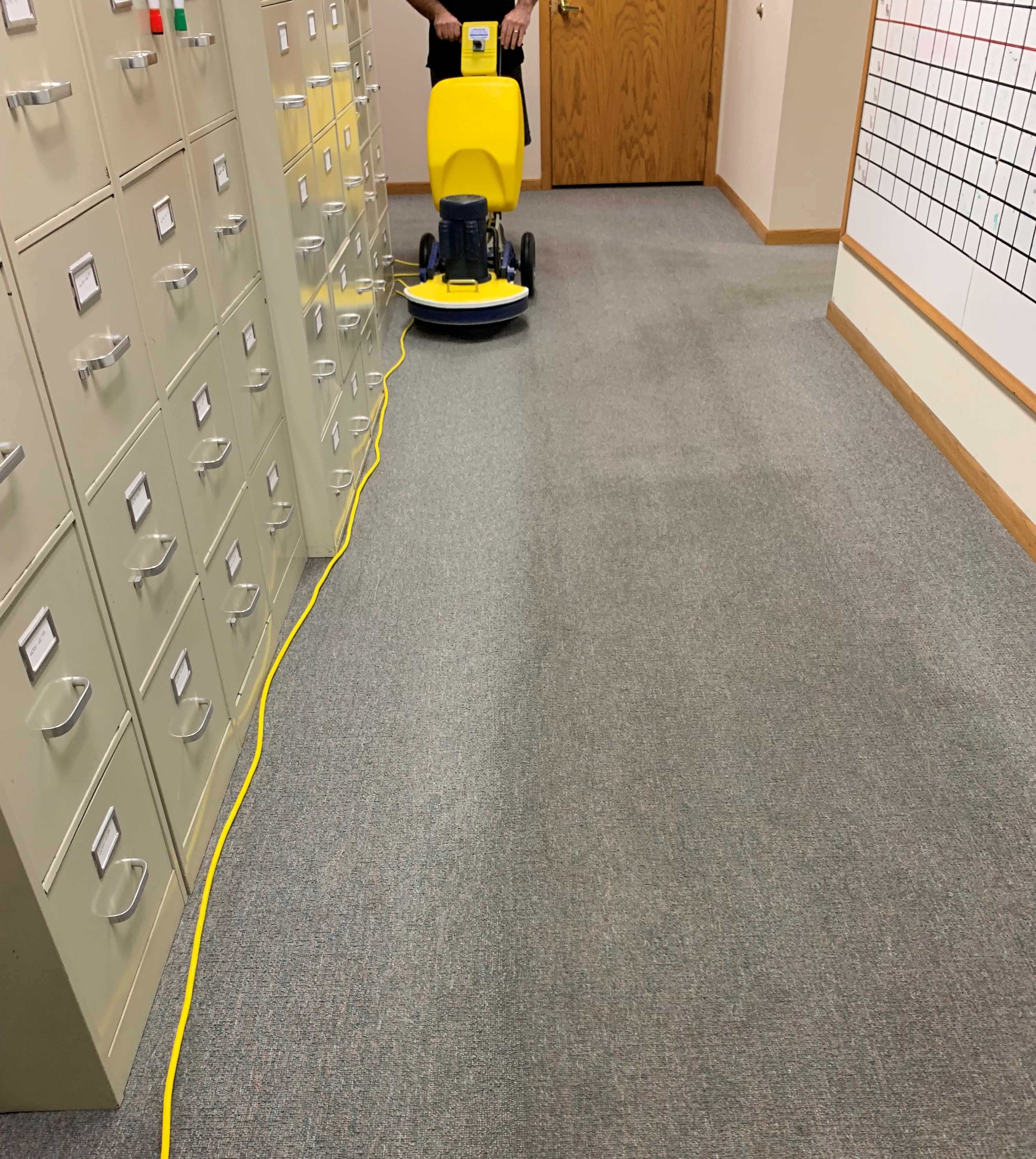 The benefits of cleaning your carpets regularly!!