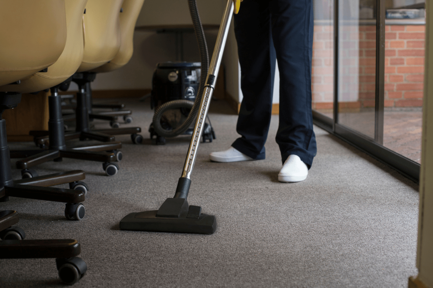 Advantages of Commercial cleaning