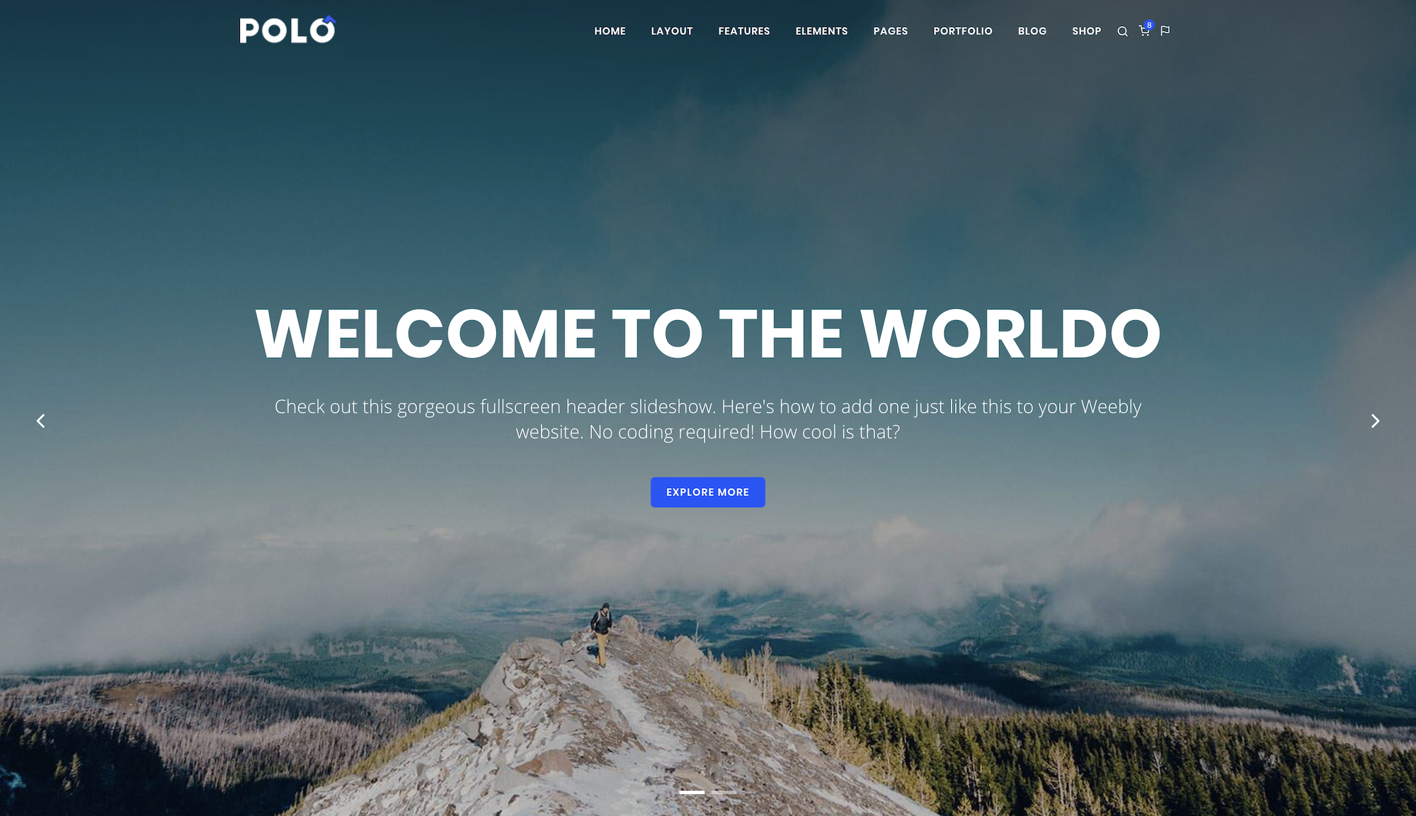 How to Add a Gorgeous Header Slideshow to Your Site