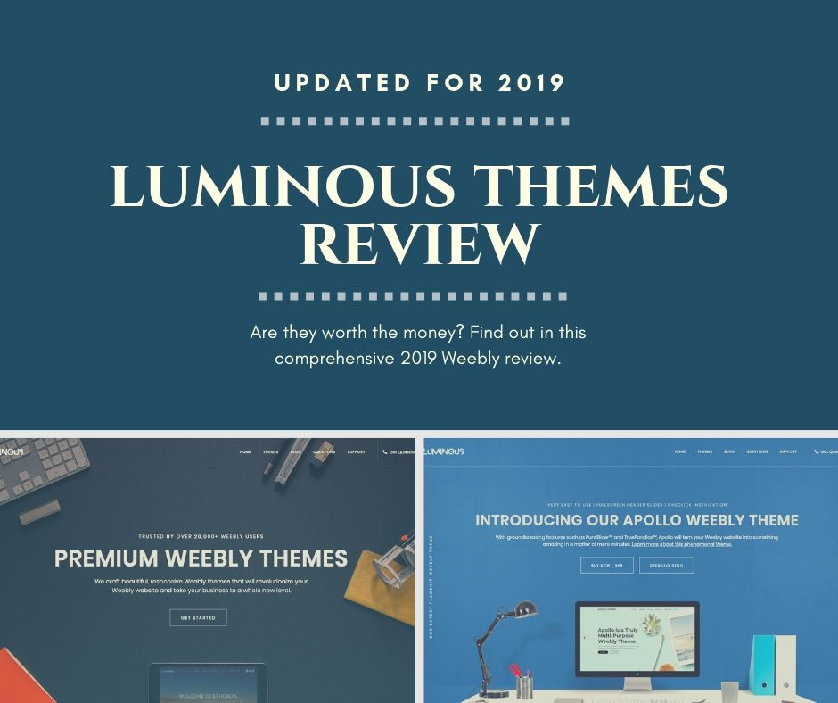 weebly best themes for ecommerce
