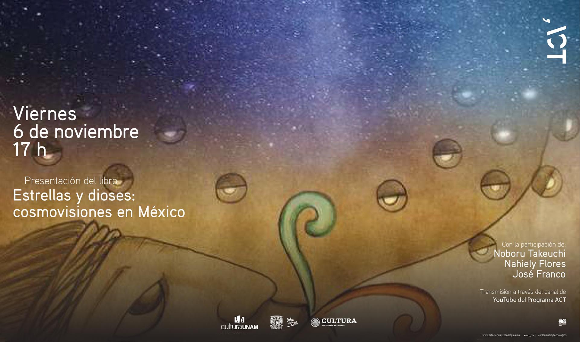 Estrellas y dioses: cosmovisiones en México
