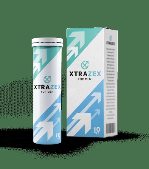 1. Viên sủi XTRAZEX - thuốc kích dục nam tác dụng tức thì