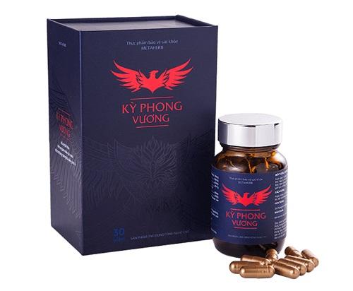7. Kỳ Phong Vương : thuốc kích dục mạnh mẽ như tuổi 21