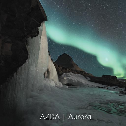 Aurora Cover, Aurora borealis light up antarctic sky