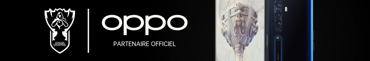 OPPO, a Chinese consumer electronics and mobile communications company.