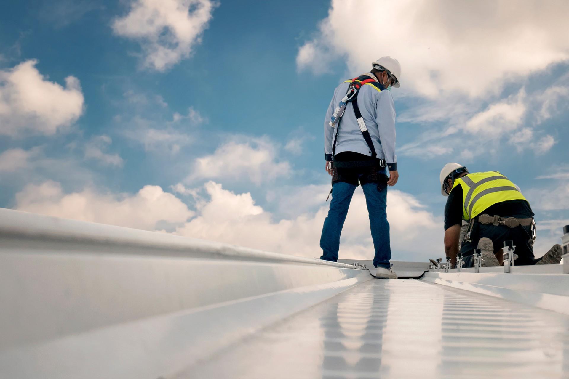 zonnepaneel instalatie