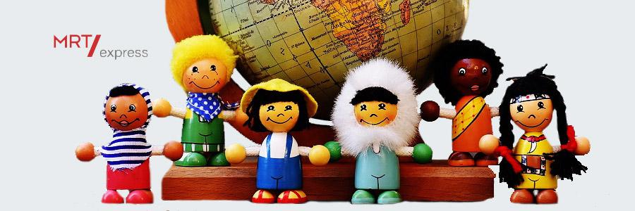 Перевозка детских игрушек