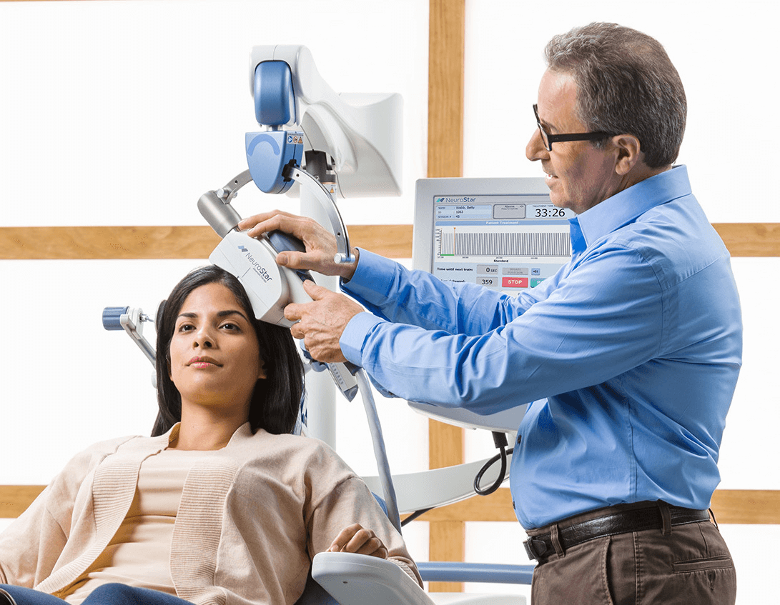 TMS therapy Maryland