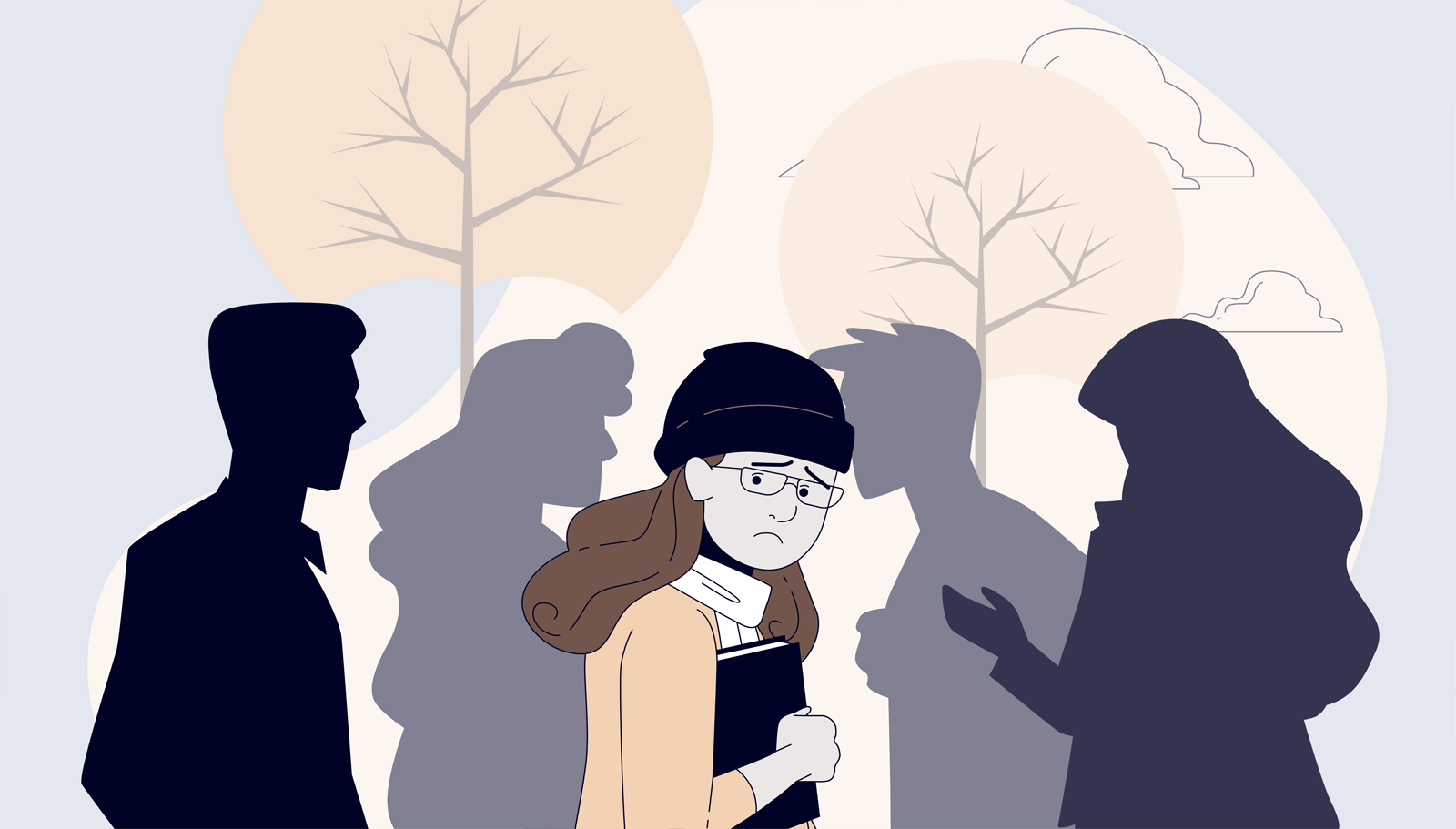 How modern life is making us anxious