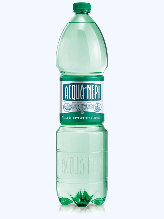 Bottiglia in PET 1,5 lt