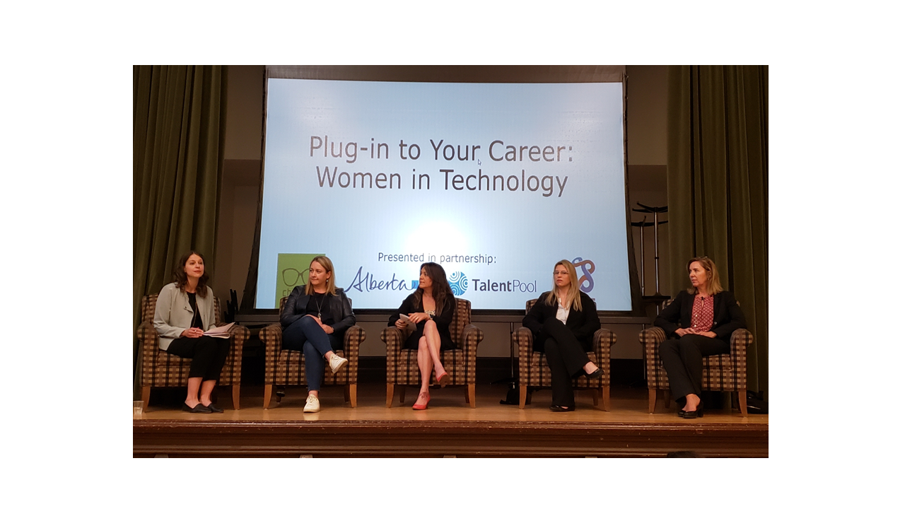 Plug-in to Your Career: Women in Technology