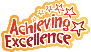 Achieving Excellence logo
