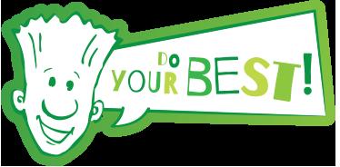 Do Your Best logo
