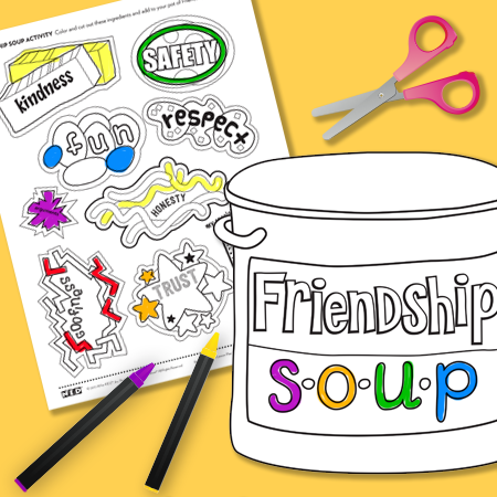 Friendship Soup Printable