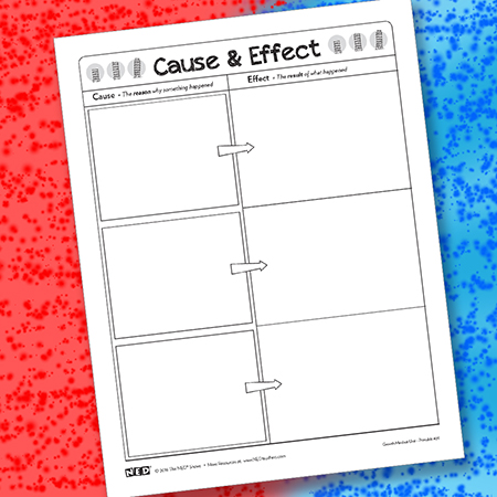 Cause and Effect Go Chart