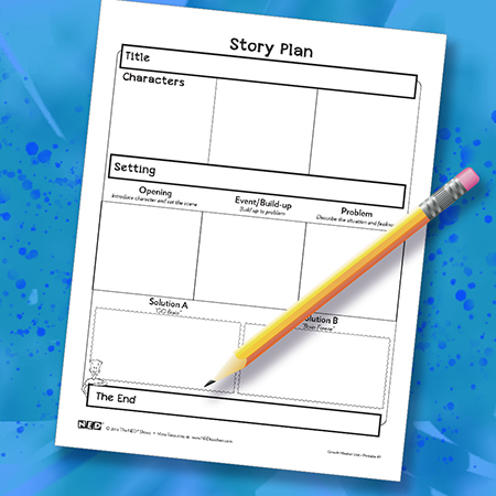 Story Planning Go Chart