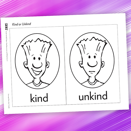 Kind or Unkind