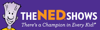 The NED Shows logo