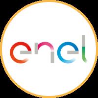 Logo of Enel