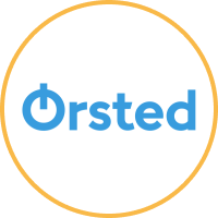 Logo of Orsted