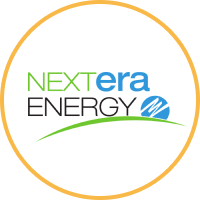 Logo of Nextera Energy