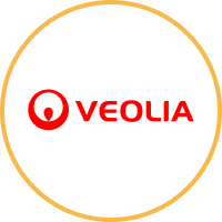 Logo of Veolia