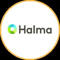 Logo of Halma