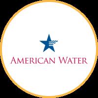 Logo of American Water