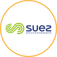 Logo of Suez Environment