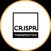 Logo of Crispr Therapeutics