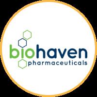 Logo of Biohaven Pharmaceuticals