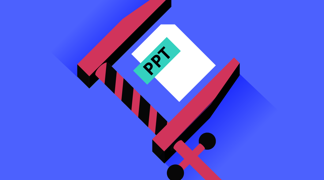 Как уменьшить размер файла презентации PowerPoint