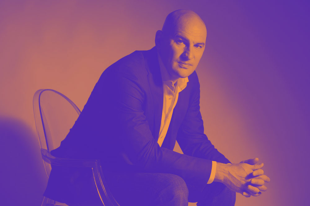Радислав Гандапас: «Мерседес» на слайде поднимет продажи