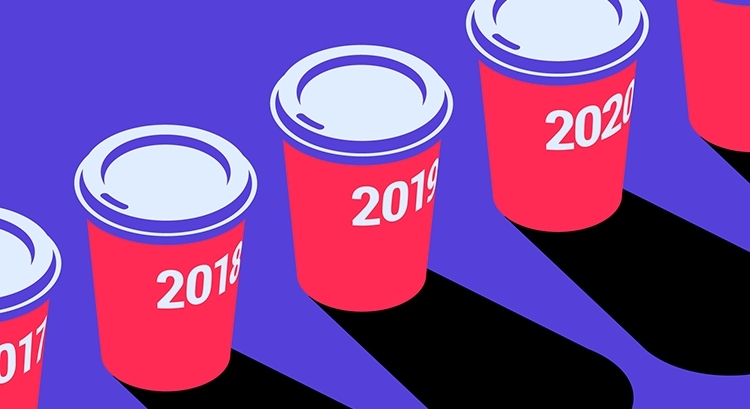 Тренды дизайна презентаций, которые сохранятся в 2020 году
