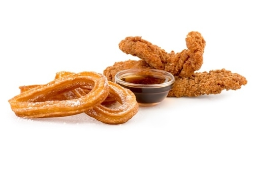 Chicken and Churros