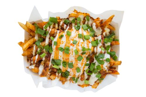 Nashville Hot Fries