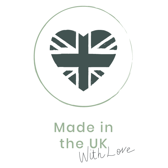 Made in the UK with love icon