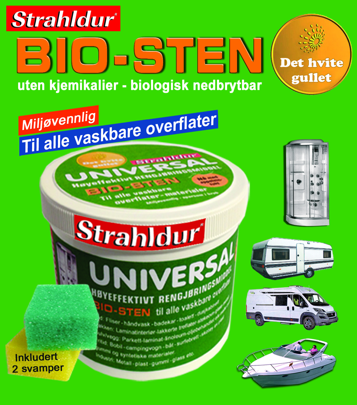 Strahldur Bio-Sten