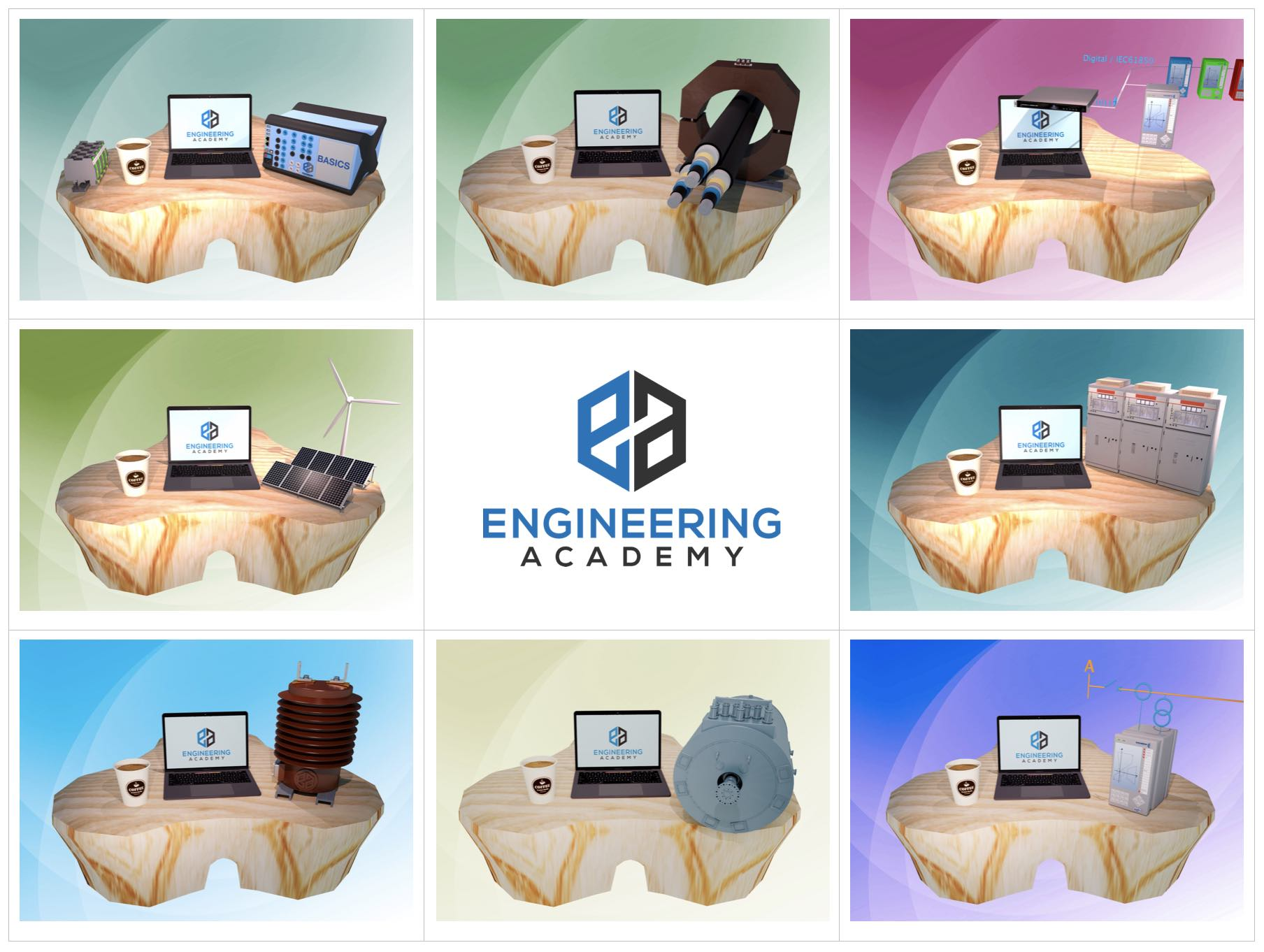 Engineering Academy Elektrotechnik Schulungen Seminare Schutztechnik Leittechnik Sekundärtechnik Weiterbildung