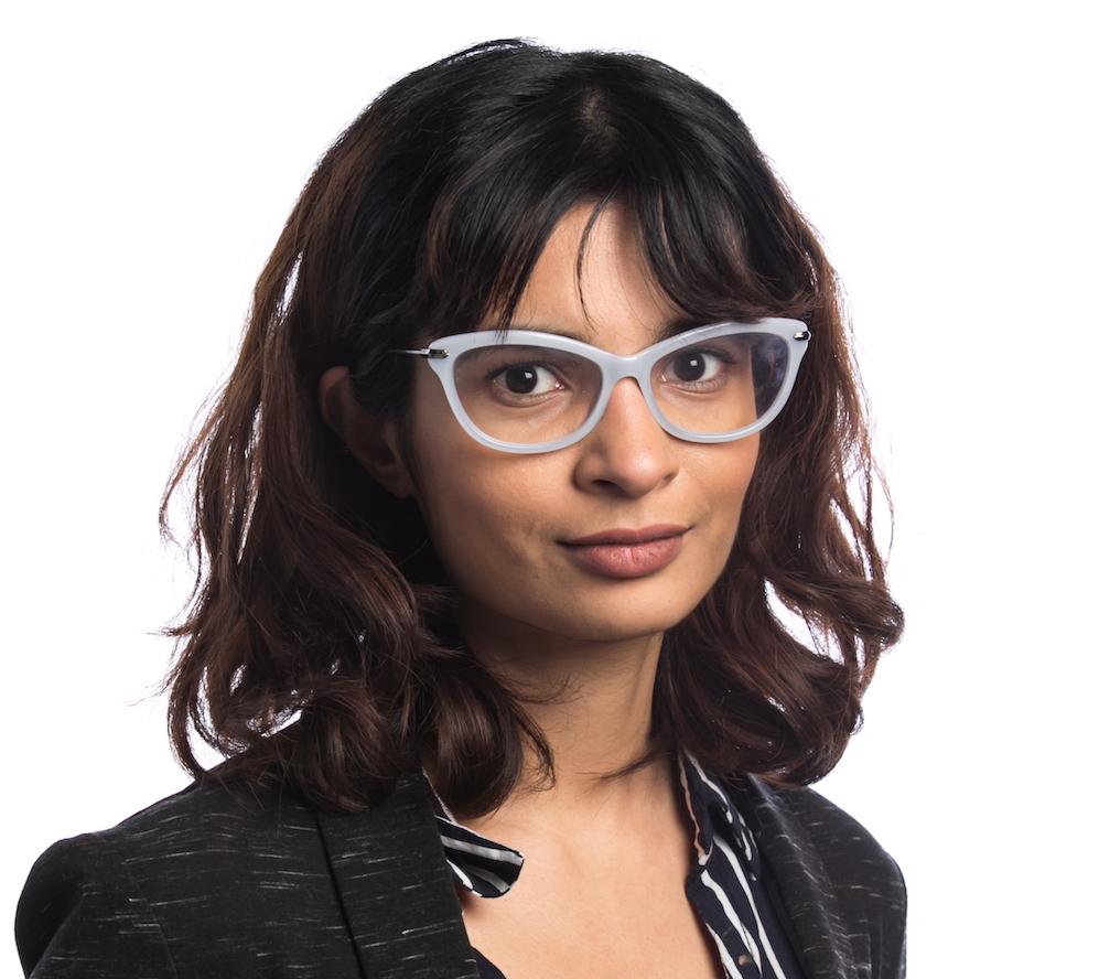 A profesional photo of Vipasha Shaikh