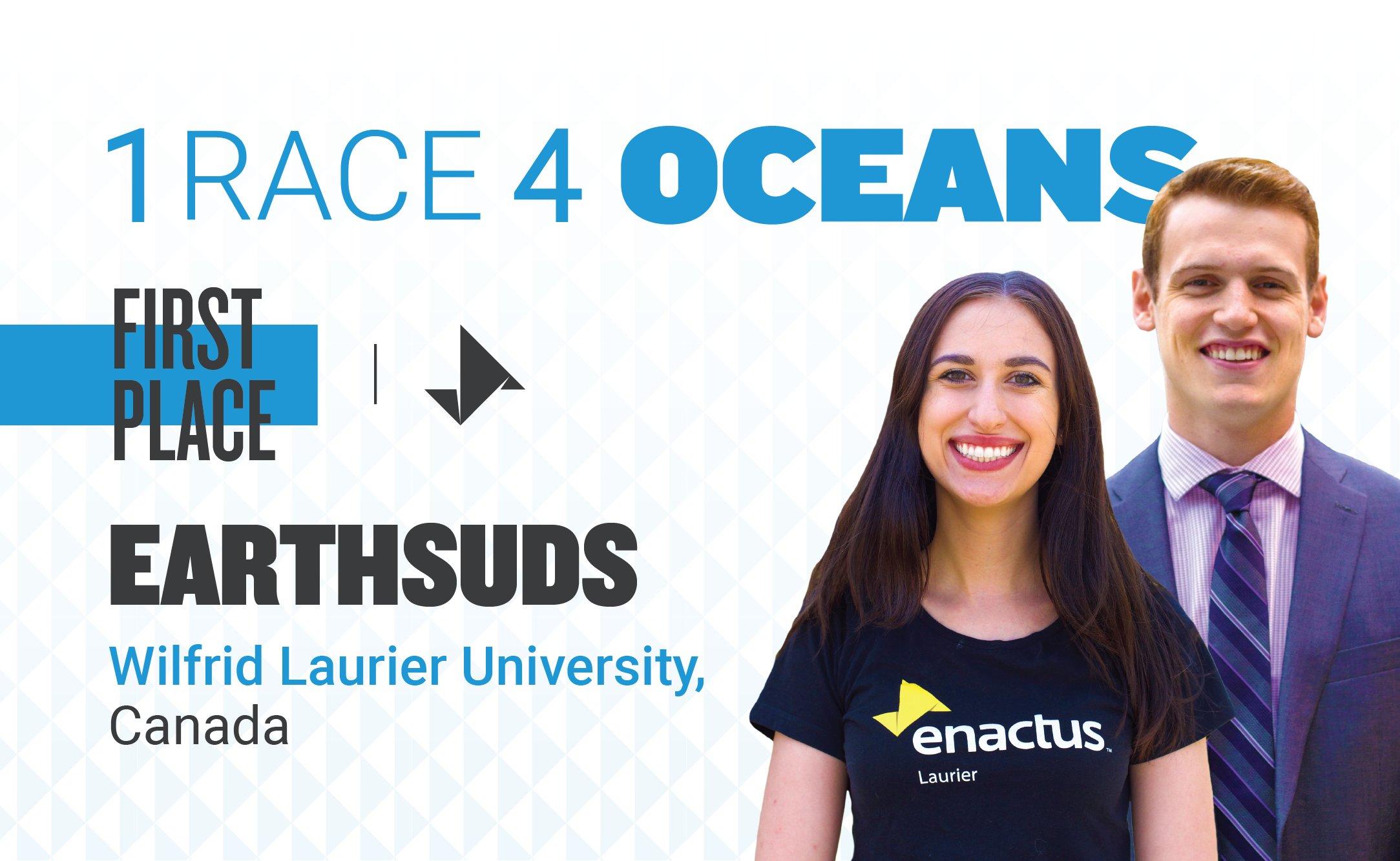 1 Race 4 Oceans Winner EarthSuds