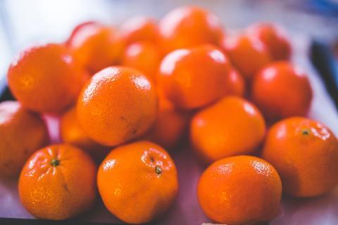 Tangerine Hangover Cure