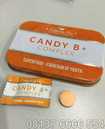 permen candy b+ asli tangerang