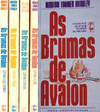 06 - Marion Zimmer Bradley - As Brumas de Avalon