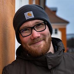 Billede af Jacob Munch, Digital designer København